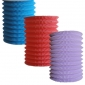 3colors Cylinder Accordion Paper Lanterns(12pcs)