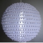 "8"" Pearl Fabric Lanterns wholesale (120 of case)"