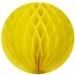 "16"" Yellow Paper Honeycomb Lanterns"