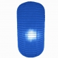 Dark Blue Capsule Shaped Paper Lantern