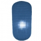 Navy blue Capsule Shaped Paper Lantern