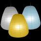 "12"" Earring paper lanterns"