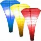 Wholesale Conical Paper Lanterns(100 of case)