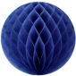 "8"" Navy Blue Paper Honeycomb Lanterns"