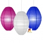 3D KAWAII PAPER LANTERNS