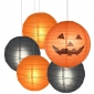 40 x 5per-set Halloween Assorted Paper Lanterns