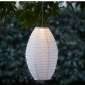 Spindle Designed Solar LED-Powered Fabric Lamp(50 OF CASE)