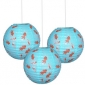 "3PACK 14"" Goldfish paper lanternS"