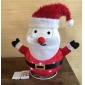 Xmas Santa Claus Fabric led light