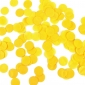 Yellow Tissue Paper Confetti Dots