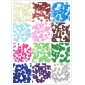 Blue wholesale Tissue Paper Confetti Dots(500bags of case)